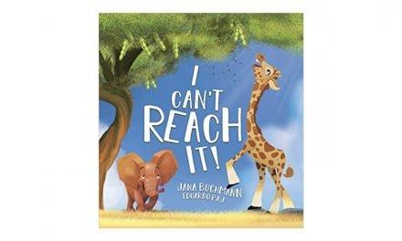 I Can't Reach It by Jana Buchmann